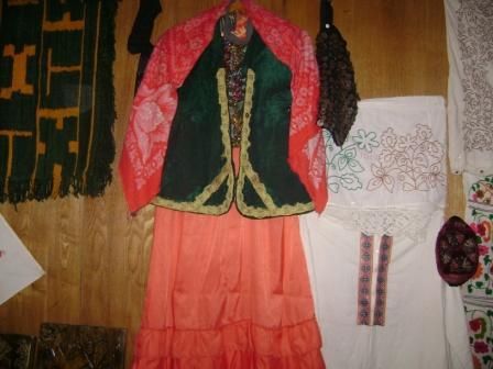 одеть термобелье, национальный женский костюм юго-восточных башкир активность может быть